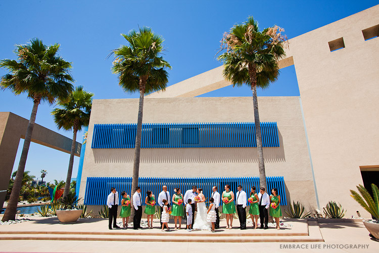 Museum Of Latin American Art Wedding 37